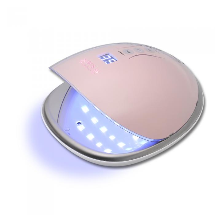Pro Cure 48w UV LED Lamp Cordless rechargeable led gel uv nail lamp curing dryer