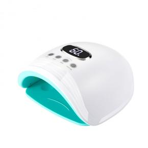 Dual Red light 60w uv led nail lamp for Gel Polish Nail Dryer