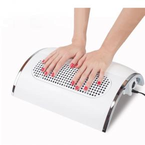 Nail Fan Art Salon Suction Dust Collector Machine Vacuum Cleaner